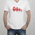 Tee-Shirt Personnalisé Photo Poupées Russes gratuit