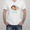 Tee-Shirt Personnalisé Photo La tête dans les nuages gratuit