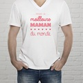 Tee-Shirt Personnalisé Photo Meilleure Maman gratuit