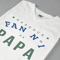 Tee-shirt homme Fan de papa pas cher
