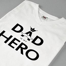T-Shirt Fête des pères Superdad
