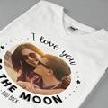Tee-Shirt Personnalisé Photo T-love pas cher