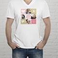 Tee-Shirt Personnalisé Photo Je t'aime à la pelle gratuit