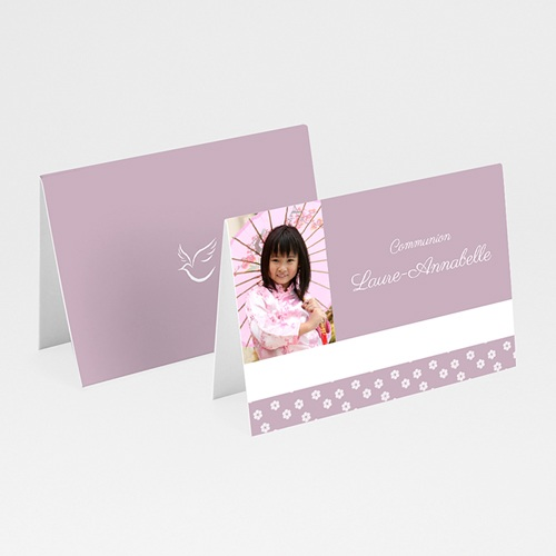 Marque-Place Communion - Anne-laure invite 5685 thumb