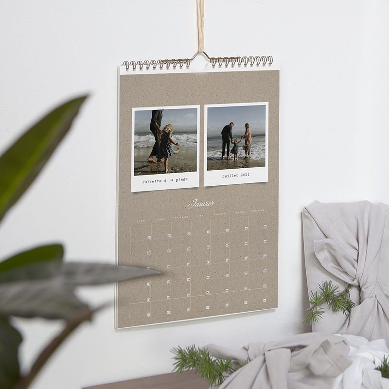 Calendrier Photo 2019 - Souvenir 56996 thumb