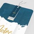 Faire Part Mariage creatif - L'or bleu 57333 thumb