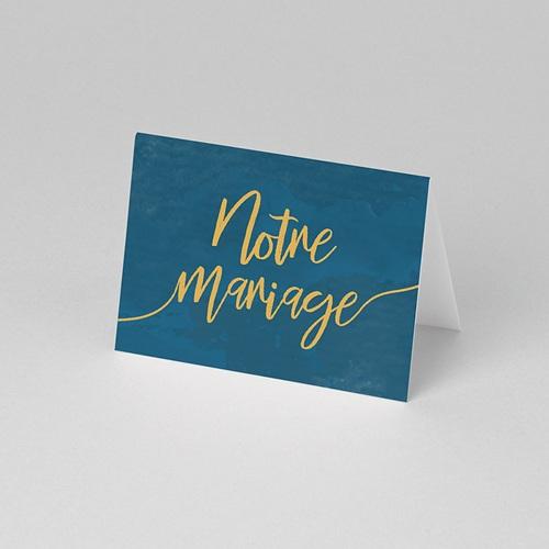Marque Place Mariage L'or bleu pas cher