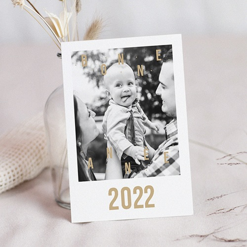 Carte de Voeux 2019 - Photo d'or 57680 thumb