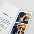 Carte Remerciement Mariage Chic Moisson de printemps pas cher