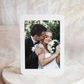 Remerciement mariage photo - Esquisse Florale 58444 thumb