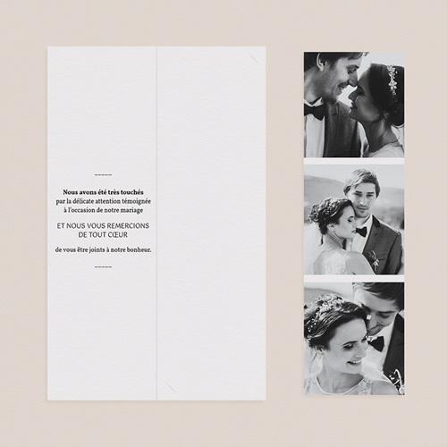 Carte Remerciement Mariage Oriental Alhambra pas cher
