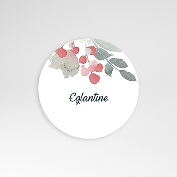 Étiquette Naissance - Althea - 0