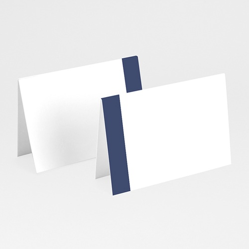 Marque Place Mariage Blue Color Touch