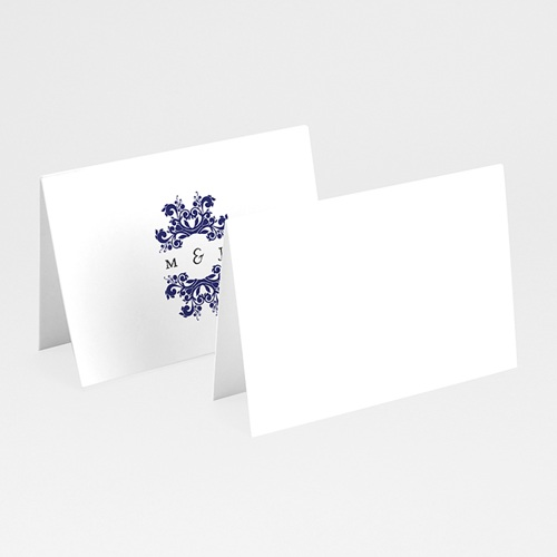 Marque Place Mariage - Bleu Ottoman 59933 thumb