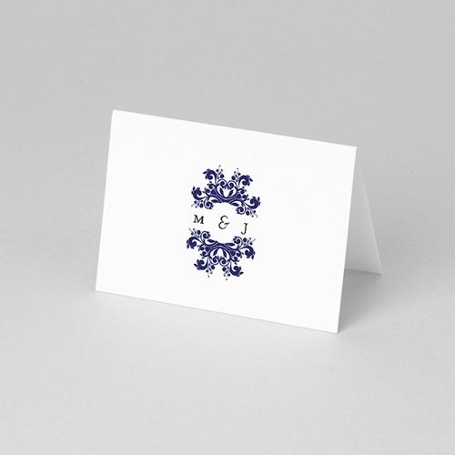 Marque Place Mariage - Bleu Ottoman 59934 thumb