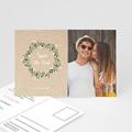 Save the date mariage Sous la tonnelle