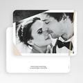 Carte Remerciement Mariage Photo Minéral gratuit