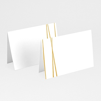 Marque Place Mariage - Minimal Chic - 0