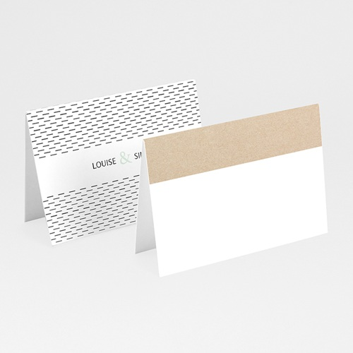 Marque Place Mariage - Kraft & Color 60507 thumb