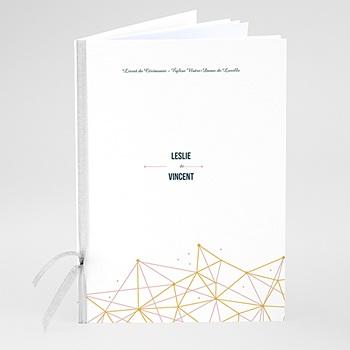 Livrets de Messe Mariage - Constellation - 0