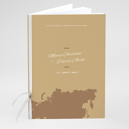 Livret Messe Mariage Wedding Pass