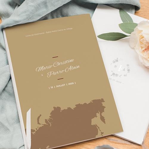 Livret Messe Mariage Wedding Pass pas cher