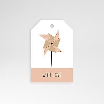 Étiquette Naissance - Sweet Origami - 0