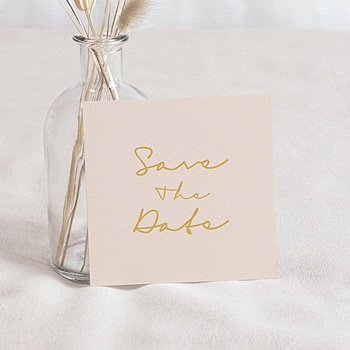 Save-The-Date - Oasis Dorée - 0