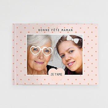 Album photo fête des mères personnalisé