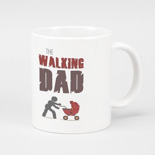 Mug Personnalisé Fête des Pères Cadeau pas cher the walking dad