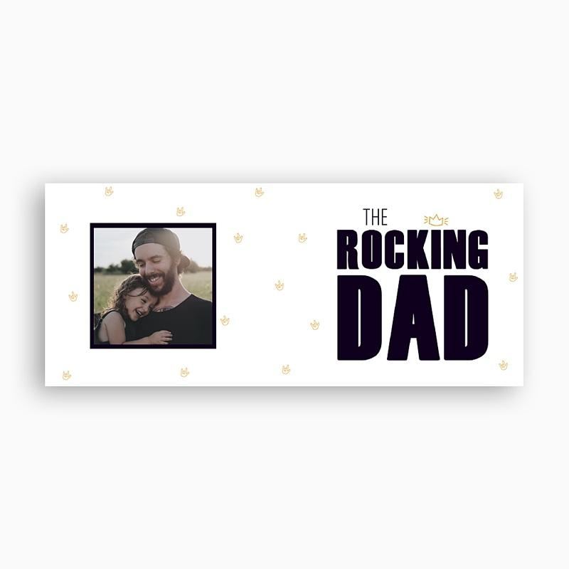 Mug Personnalisé Fête des Pères Idée cadeau The Rocking Dad pas cher