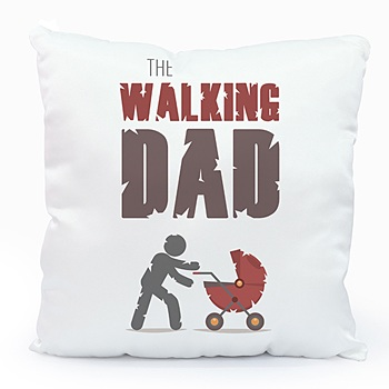 Coussin personnalisé Sweet Walking Dad