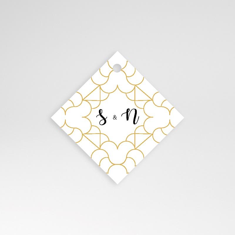 Etiquette Mariage - Alhambra 62156 thumb