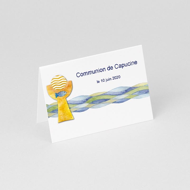 Marque-Place Communion Hostie gratuit