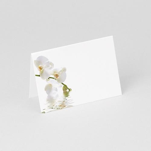 Marque Place Mariage Personnalisés Invités de L'orchidée  gratuit