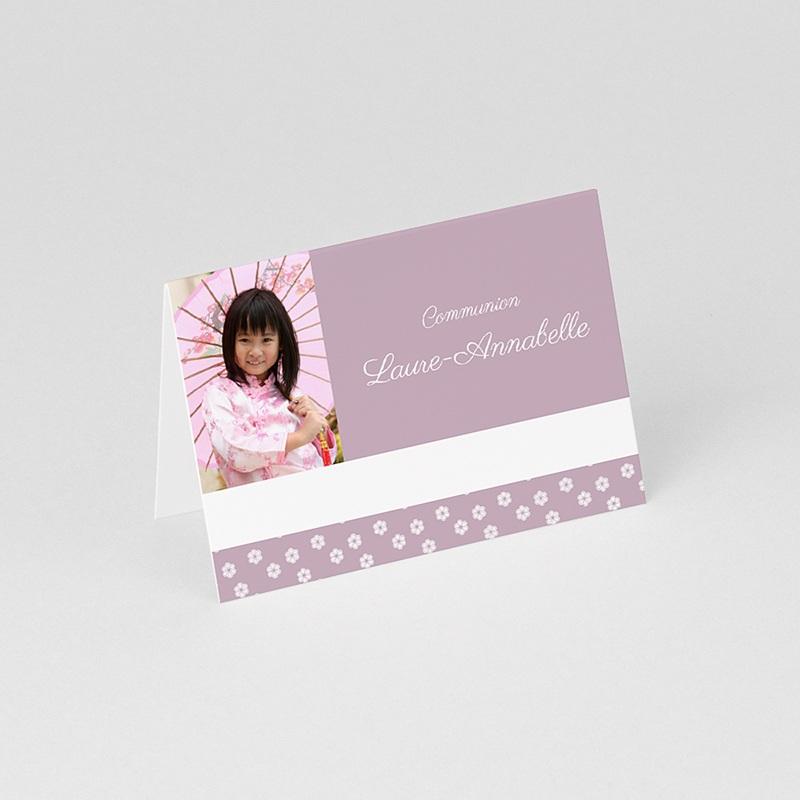 Marque-Place Communion - Anne-laure invite 62793 thumb