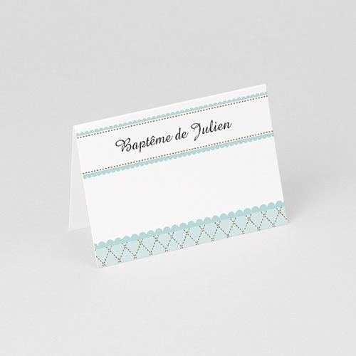 Marque Place Baptême - Mon médaillon - bleu 62796 thumb