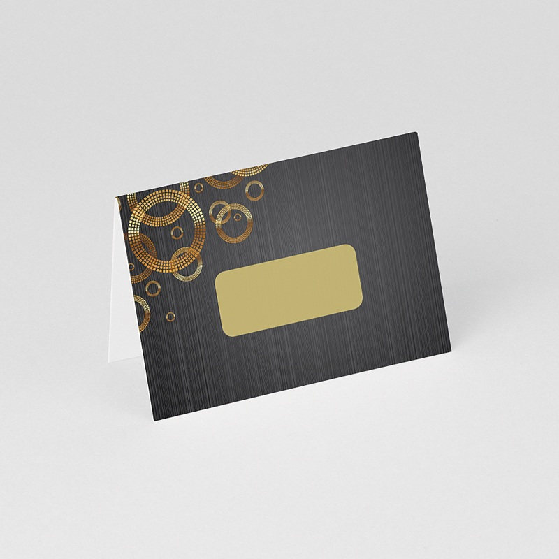 marque place Anniversaire -  Platine  62804 thumb