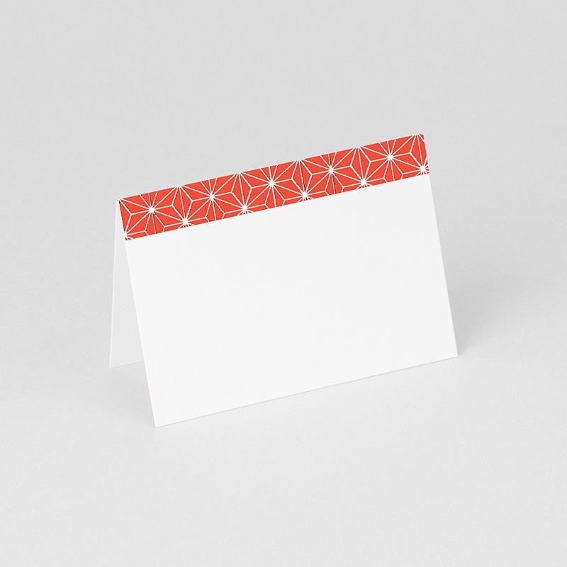 Marque Place Mariage Personnalisés Origami gratuit