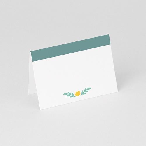 Marque Place Mariage Personnalisés Fleurs des champs gratuit