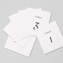 Tirage photo rétro Carré Typographique