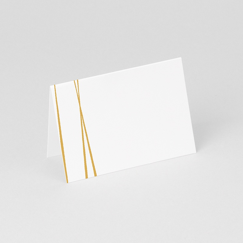 Marque Place Mariage - Minimal Chic 63023 thumb