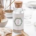 Etiquette bouteille mariage Nature en fête gratuit