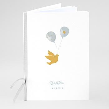 Livret de messe baptême - Peace Loving - 0