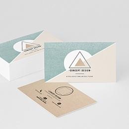 Carte de Visite Professionnel Architectes