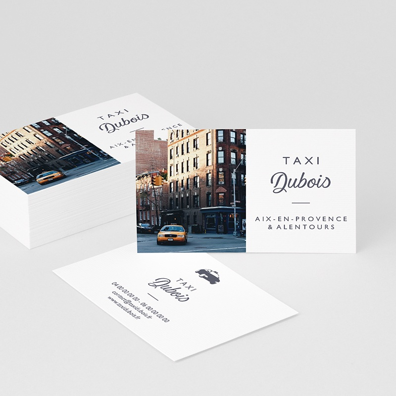 Carte de Visite Taxi