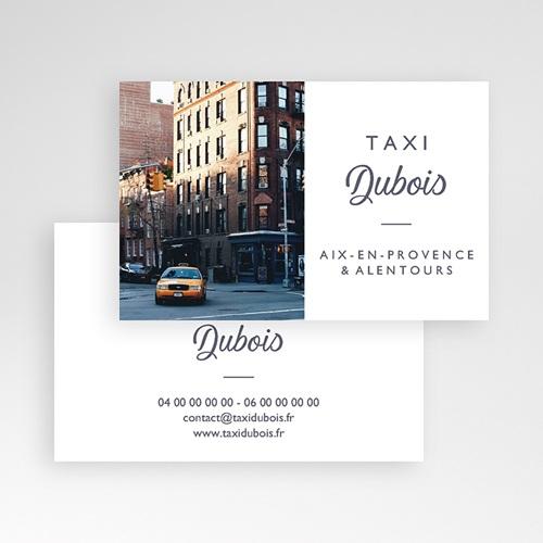 Carte de Visite Taxi pas cher
