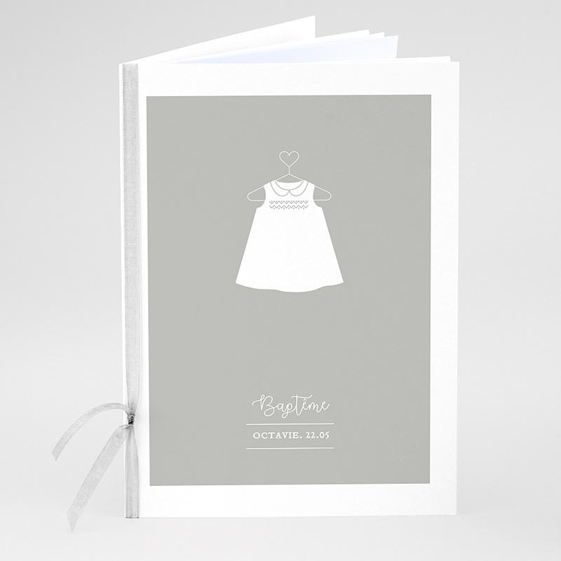 Livret messe baptême Robe de lumière