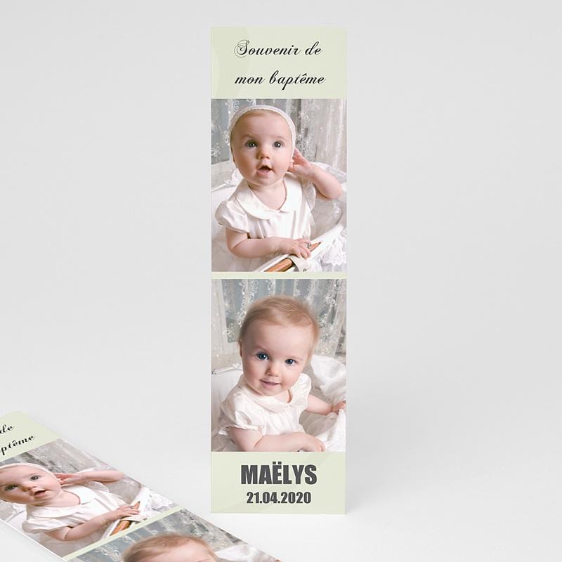 Marque-Page Souvenirs Maelys