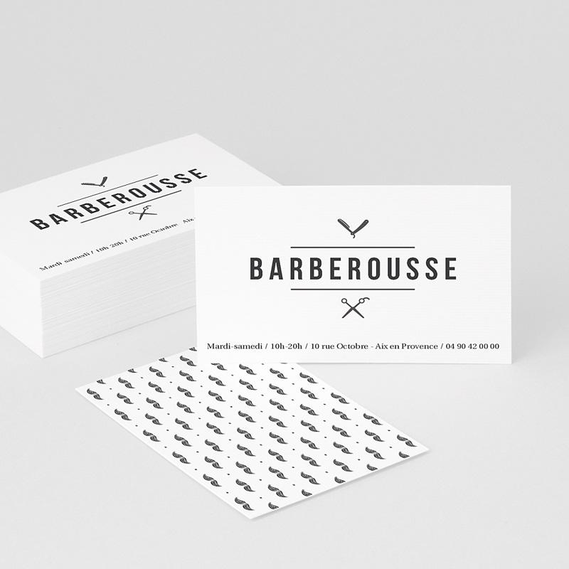 Carte de Visite Barber Shop & Co